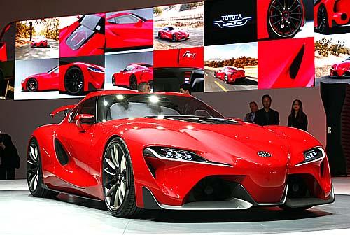 トヨタがスーパーカーお披露目|クルマJOHO|F1 EXPRESS トーチュウ